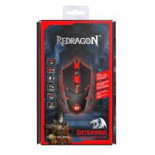 Отзывы о <b>Мышь</b> проводная Defender <b>Redragon Centrophorus</b>