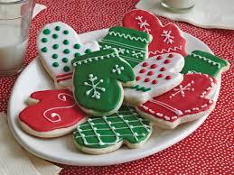 christmas sugar cookies. Beautiful Cookies Sugar Cookie Mittens Intended Christmas Cookies U