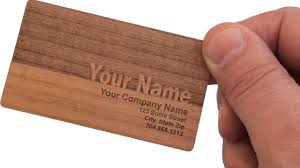 wooden business cards wooden business cards from woodenurecover com youtube