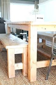 farmhouse table with bench fancy dining room table bench farmhouse table with bench diy farm table
