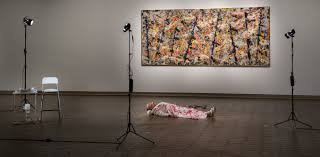 here s looking at mike parr s jackson pollock the female 3xmpj39r 1473400757