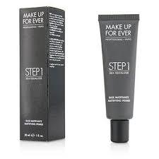 make up for ever step 1 skin equalizer mattifying primer the vault veracious review