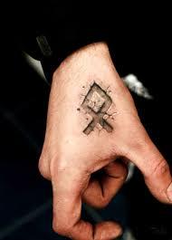 татуировки руны фото