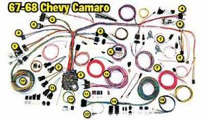 camaro electrical guide how to restore your chevy camaro step by step 68 camaro wiring harness diagram camaro electrical guide how to restore your chevy camaro step by step 12
