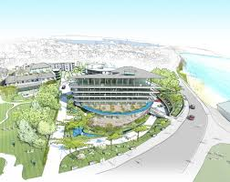 25m Design Proposals Move Forward For 25m Progressive Wellness Centre