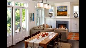 Living Dining Room Design Living And Dining Room Design Ideas Youtube