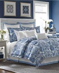 blue bed linen duvet sets tommy bahama porcelain paradise for on tommy bahama king comforter set