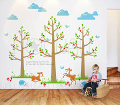 Kids Wall Decoration Modern Kids Decor Other Metro