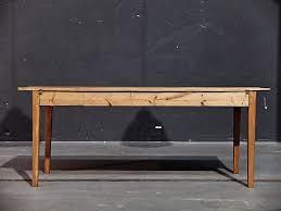 Restaurierter Holztisch No 217 Aufgearbeiteter Holztisch