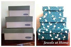 Making Decorative Boxes Fabriccovered Decorative Boxes Jewels at Home 2