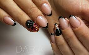 Fall Nail Designs 2018 80 Fall Nail Art Designs Best Polish Colors 2018 Hot