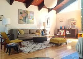 mid century modern living room. (Image Credit: Submitted By George) Mid Century Modern Living Room