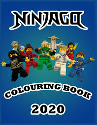 Feel free to print and color from the best 40+ ninjago coloring pages green ninja at getcolorings.com. Ninjago Colouring Book 50 Fun Ninjago Coloring Pages Books For Kid Boys And Girls New And Latest High Quality And Premium Pages Publisher Uk Ninjago 9798685090522 Amazon Com Books