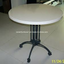 corian table round solid surface garden table coffee table corian table top in stan