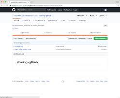 Sharing Jupyter Notebooks: Sharing Jupyter Notebooks using GitHub