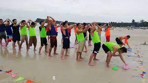 Top 25 Trò Chơi Team Building Trên Biển Độc Lạ Nhất