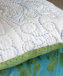 691 best Quilting Designs images on Pinterest   Free motion ... & perle thread by hand ~ Anna Maria Horner Adamdwight.com