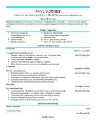 Good Caregiver Resume Sample Eye Grabbing Caregiver Resumes Samples Livecareer Caregiver Resume 7