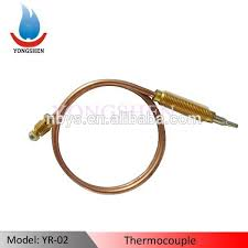 yt k 09 thermocouple used in gas heater gas fireplace