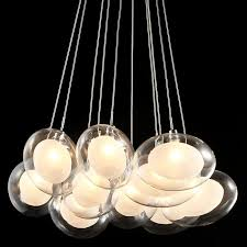 ceiling lighting kitchen contemporary pinterest lamps transparent. Hena Double-Layer Oval Glass Shaded Multi Pendant Light - Lights Ceiling Lighting Kitchen Contemporary Pinterest Lamps Transparent