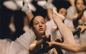 Virna Toppi answers the Gramilano Questionnaire… Dancers' Edition