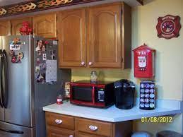 Fire Dept Theme Kitchen Kitchen Home Decor Home
