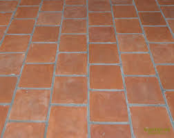 clay tiles floor ple clay tile floor cleaning