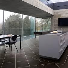 Karndean Kitchen Flooring Da Vinci Noir Ck25 Vinyl Flooring