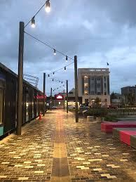 By Srs Group Nz Catenary Lighting Tuam St Christchurch In