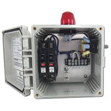 spi bio pump control panel with high water alarm (model 50b010 septic tank electrical wiring diagram at Septic Alarm Wiring Diagram