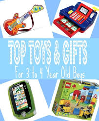 Gifts & Top Toys for 3 Year Old Boys in 2013 - Christmas, Birthdays and