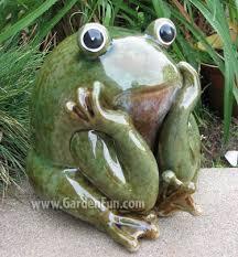 garden frog statue. Garden Frog Statue T