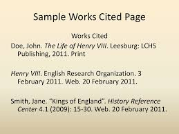 Works Cited Parenthetical Citations And Plagiarism Ppt Download