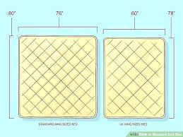 medium size of standard bed sheet sizes uk double size us how to measure steps with