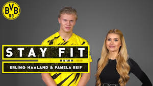 May 27, 2021 · the latest episode in our nxgn level up series features erling haaland as goal looks at his career to date and how he's developed into one of the most fearsome strikers in world football Stay Fit With Erling Haaland Pamela Reif Episode 5 Youtube