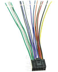 jensen wire harness wire harness for jensen vm9312dvd pay today ships today