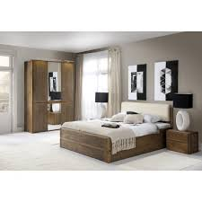 furniture with storage space. Atlanta - Solid Wood Bed With Storage Space Furniture T