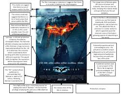 the dark knight poster analysis the dark knight poster analysis the smoke can suggest that there is a lot of mystery in this film the
