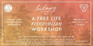 FREE Life Reinvention Workshop: How To Get From Where You Are To Where  You... — the wynwood yard