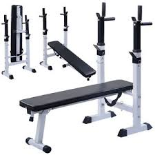 Everlast Folding Workout Bench With 50kg Weights For Sale In Everlast Bench Press