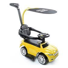<b>Машина</b>-<b>каталка Happy Baby</b> JEEPSY yellow — купить в ...