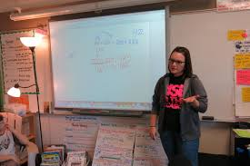 first year teachers in missouri see the smallest salary increase a fourth grade teacher in north kansas city reviews a math problem her students the average teacher salary in missouri in 2015 16 was 48 483