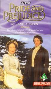 pride and prejudice tv series  pride prejudice 1995 vhs pal rated u double pack jpg