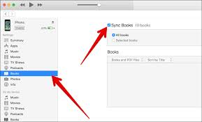 How To Sync Books Between Mac And Iphone Ipad