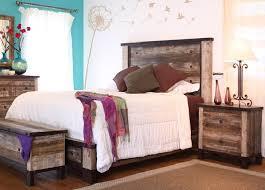 distressed wood bedroom set.  Wood Unique Distressed Wood Bedroom Furniture On Set O
