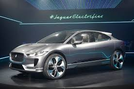 2018 jaguar jeep. Simple Jaguar 2018 Jaguar IPace Electric SUV Revealed In Jaguar Jeep S