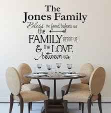 Small Picture Kitchen Decals Bless The Food Before Us Wall Decal by Decor Design