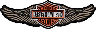 harley davidson patches large ebay