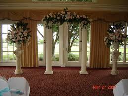pictures of wedding columns decorated scheme of wedding pillars decorations of 44 best of wedding pillars