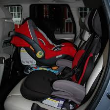 Safety First Designer 22 Car Seat They Said It Was Impossible Fitting 3 Car Seats Across